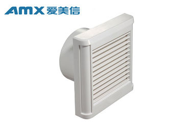 Indoor Wall Mounted Bathroom Ventilation Fan High Speed 4 Inch To 8 Inch