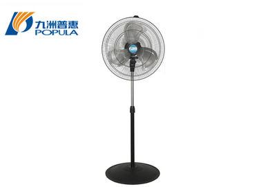 High Level Commercial Electric Fan Ventilation Fan Stand Type For Home Appliance