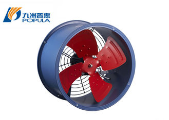 Pipeline Small Industrial Axial Fans High Speed Long Lifespan For Greenhouse