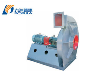 China High Performance High Pressure Centrifugal Blower With Middle Air Flow supplier