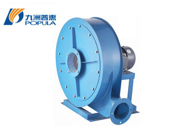 Double Stage Industrial Centrifugal Extractor Fan High Pressure Rational Design