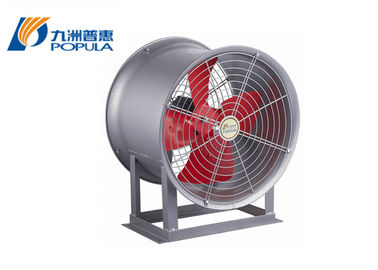 China AMX 50HZ Industrial Axial Fans , Multi Size Axial Ventilation Fan Low Noise supplier