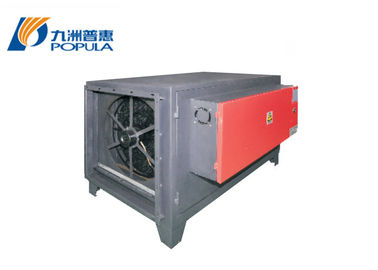 Easy Installation Kitchen Blower Fan 220V Steel Material For Air Purification