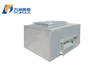 High Precision Ventilation Accessories Fire Protection Cabinet For Control Pressure