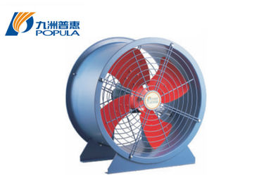 Electricity Saving Axial Ventilation Fan , Industrial Axial Flow Fans Explosion Proof