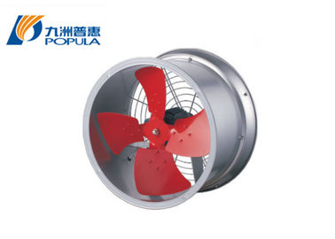 Low Noise Industrial Axial Fans A/C Couple Character With Rational Structure