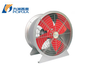 High Performance Industrial Axial Fans 380V OEM 10 12 14 16 20 24 Inch