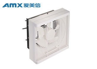 High Efficiency Wall Mounted Ventilation Fan Large Air Volume With Net