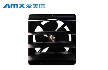 Kitchen Exhaust Fan Square Shaped High Strength Metal Frame Structure