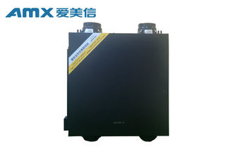 High Efficency Fresh Heat And Cold Air Fan Low Noise With Thin Body Design Black Color
