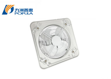 White 8-16 inches Exhaust Ventilation Fan with Net Air Volume 30W