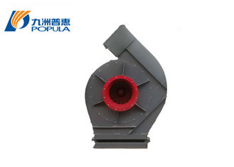 Stable Industrial Centrifugal Fan Belt Driven , High Pressure Centrifugal Fan